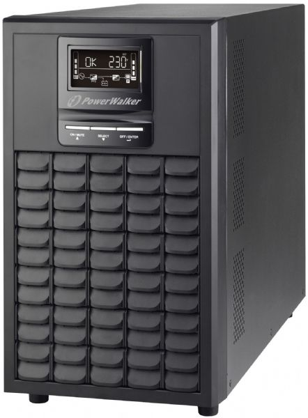 PowerWalker VFI 3000 CG PF1 LCD/IEC/UK UPS 3000W Tower